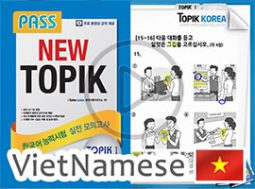 Pass NEW TOPIK (I) Part's Analysis (Vietnamese ver.)