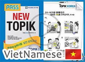 Pass NEW TOPIK I (Vietnamese ver.)